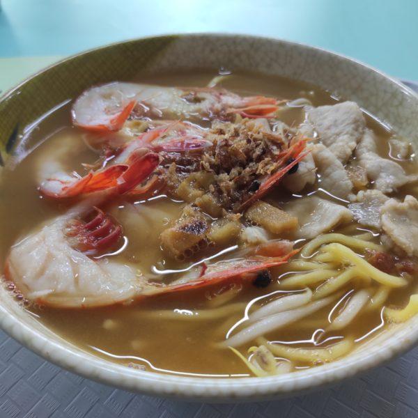 Review: Loyang Way Big Prawn Noodles (Singapore)