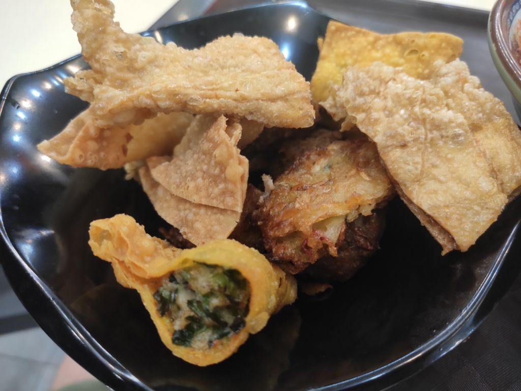 Meixi's Yong Tau Foo: Assorted Fried Yong Tau Foo