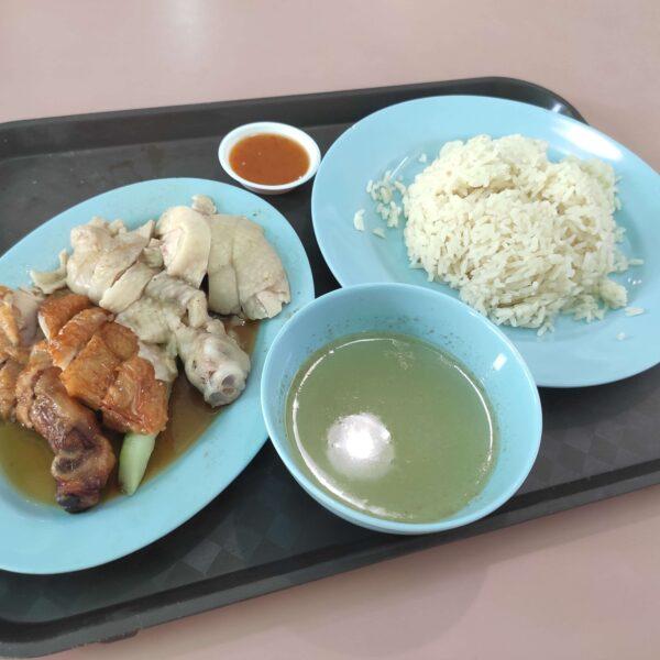 Review: Millennium Hainan Chicken Rice (Singapore)