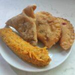 Mohd Zaid Kueh Mueh: Goreng Pisang, Samosa, Curry Puffs
