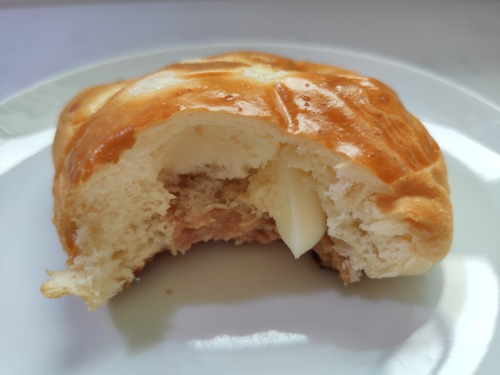 Mr Bakery: Chicken Luncheon Meat Egg Filling