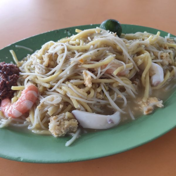 Review: Nam Kee Fried Prawn Noodle (Singapore)