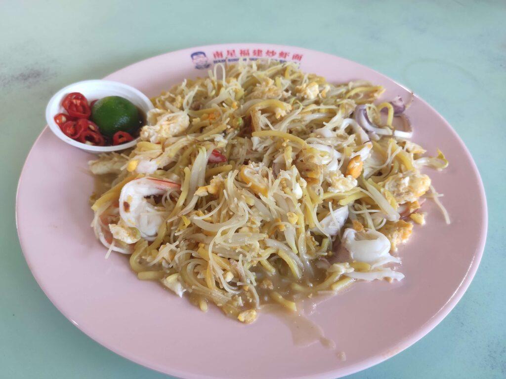 Nam Sing Hokkien Fried Mee: Fried Hokkien Mee