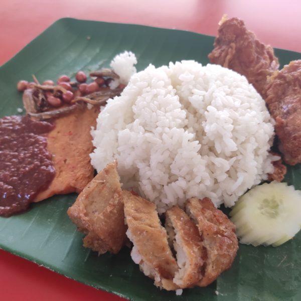 Review: Nasi Lemak King (Singapore)