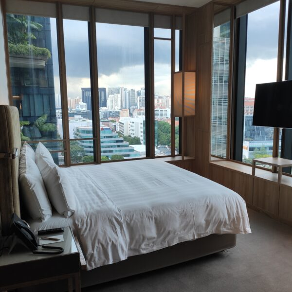 Review: Parkroyal Collection Pickering (Singapore)