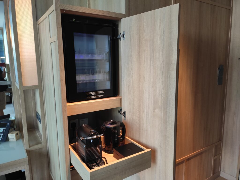 Parkroyal Collection Pickering: Urban Junior Suite Pantry Cupboard