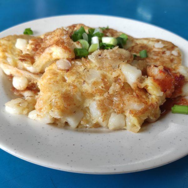 Review: Peking Room Crispy Carrot Cake (Singapore)