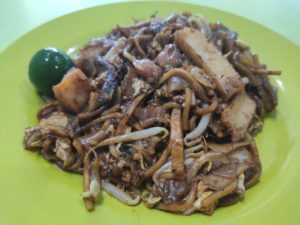 Peter Fried Kway Teow Mee