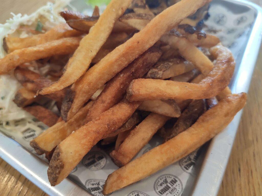 Phat Burger Bro: Fries