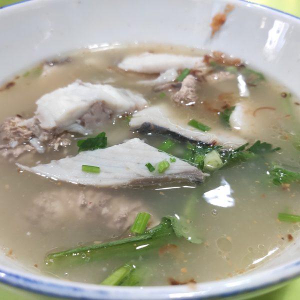 Review: Piao Ji Fish Porridge (Singapore)