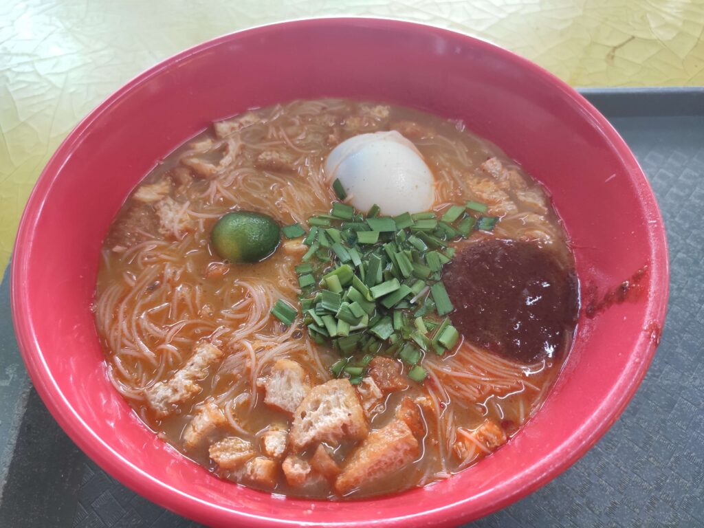 Poh Kee Cooked Food: Mee Siam