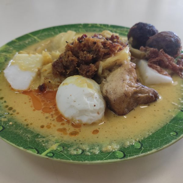 Review: Queenstown Lontong (Singapore)