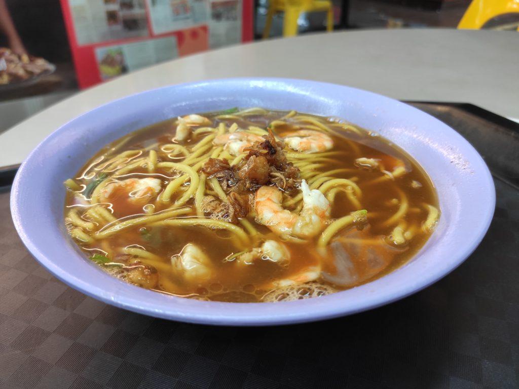 Redhill Katong Prawn Noodles: Prawn Mee
