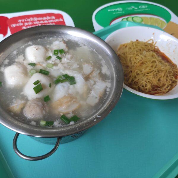 Review: Riverside Fishball Noodles (Singapore)