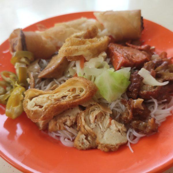 Review: Ru Yi Yuan Vegetarian (Singapore)