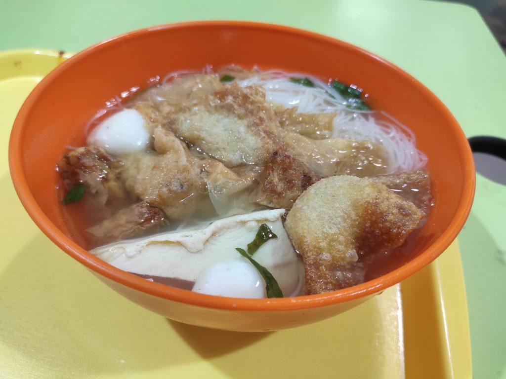 Seng Kee Cooked Food: Yong Tau Foo Mee Hoon