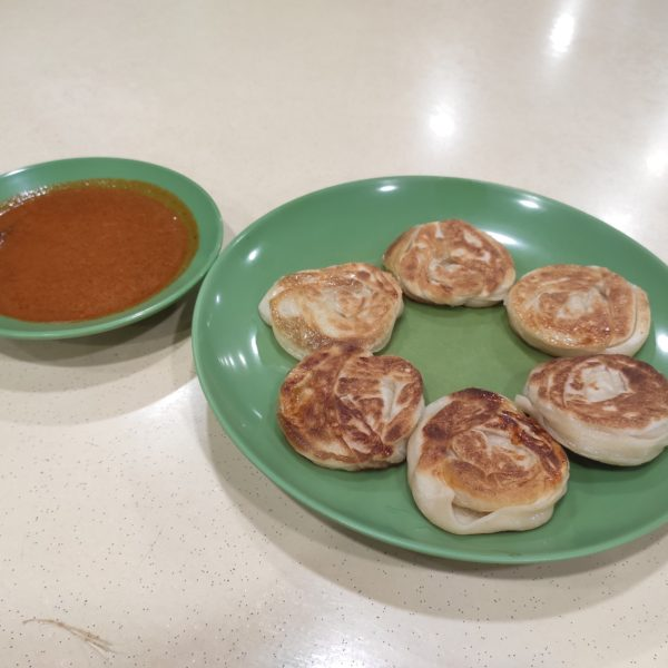 Review: Seribu Jaya Indian Food (Singapore)