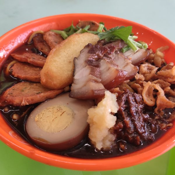 Review: Shun Li Ah Ma Lor Mee (Singapore)