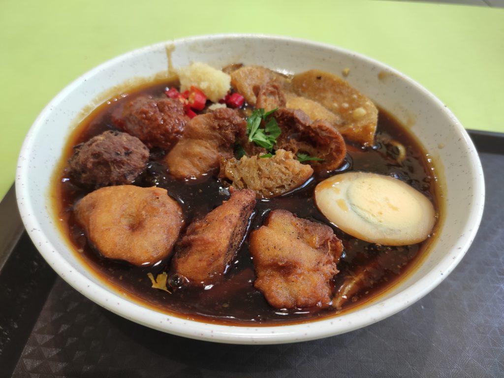 Soon Heng Food Delights: Lor Mee