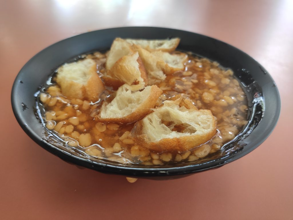 Soon Heng Hot & Cold Desserts: Tau Suan