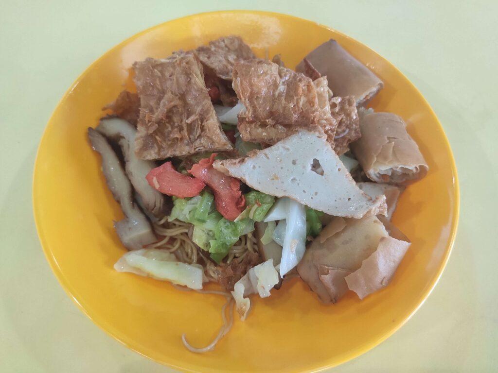 Su Yuan Vegetarian - Telok Blangah Crescent: Fried Noodles