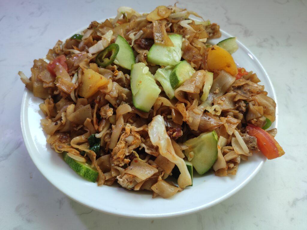 Sufyan Indian Muslim Food: Black Kway Teow Goreng