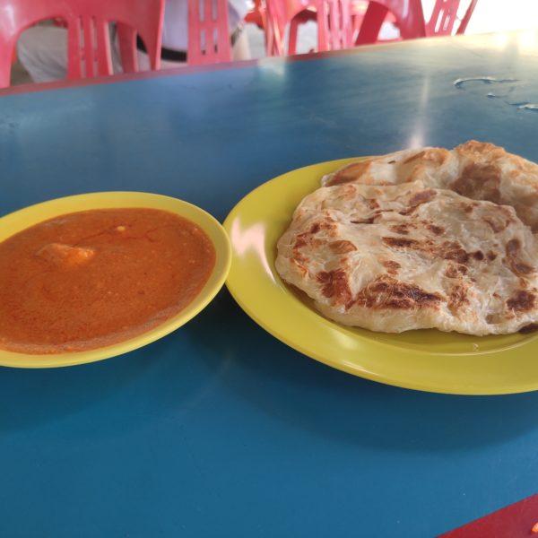Review: Tanglin Halt Roti Prata (Singapore)
