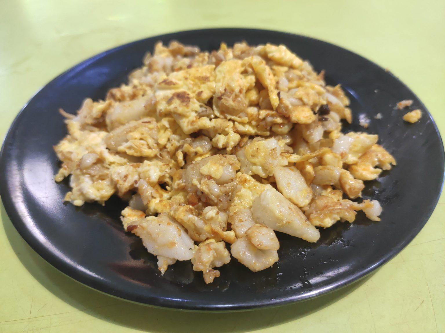 Review: Tanjong Pagar Fried Carrot Cake (Singapore)