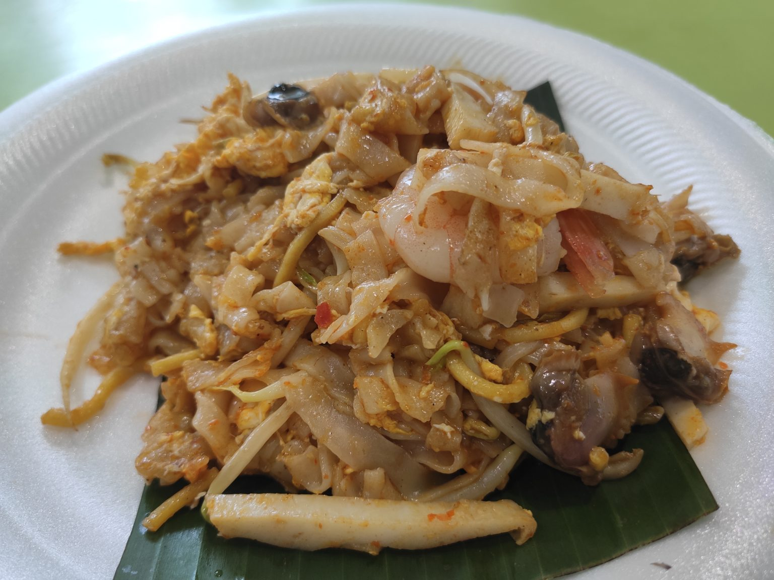 Review: Tanjong Pagar Fried Kway Teow (Singapore)