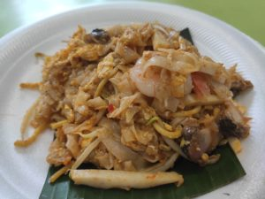 Tanjong Pagar Fried Kway Teow: Penang Style White Fried Kway Teow