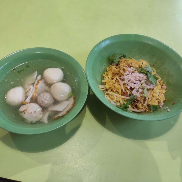 Review: Tanjong Pagar Teo Chew Fishball Noodle (Singapore)