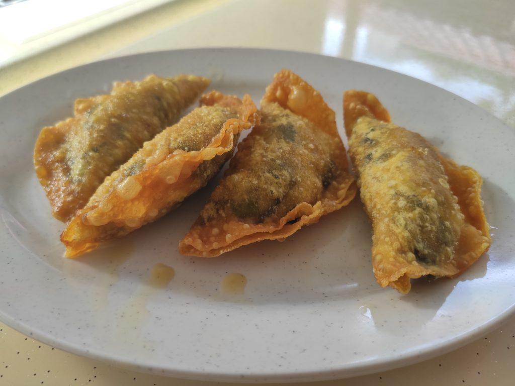 Tanjong Rhu Wanton Noodle: Fried Dumpling