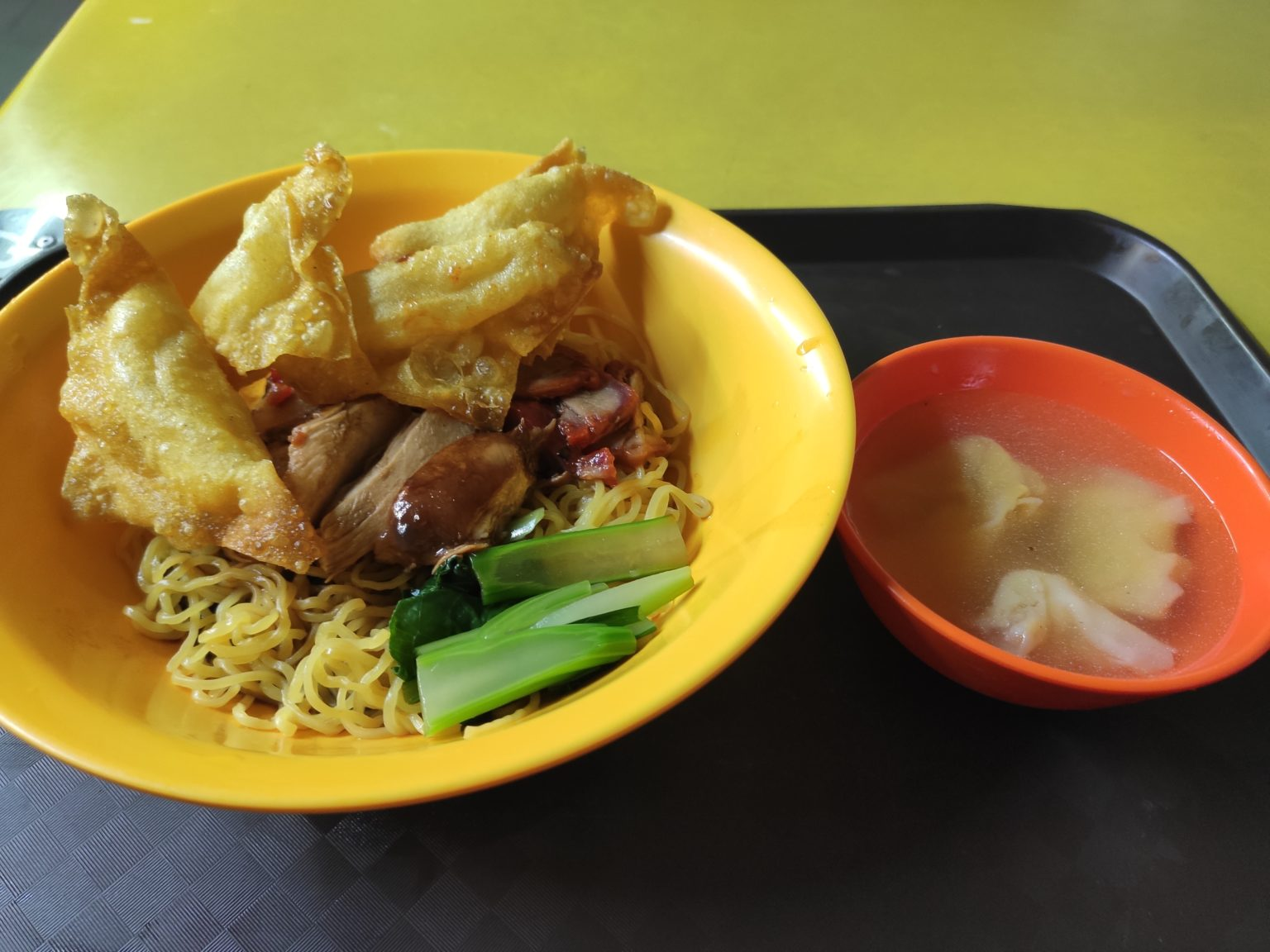Review: Teck Kee Wanton Mee (Singapore)