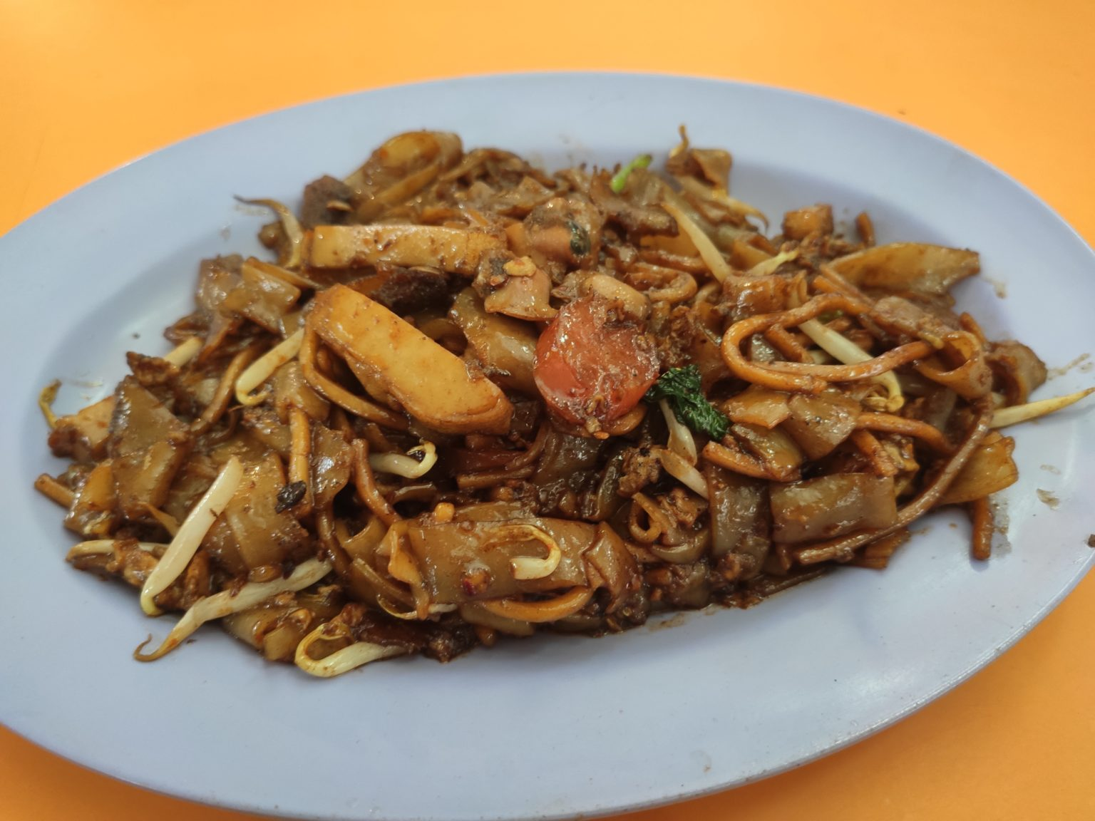 Review: Teo Soon Heng Cockles Fried Kway Teow (Singapore)