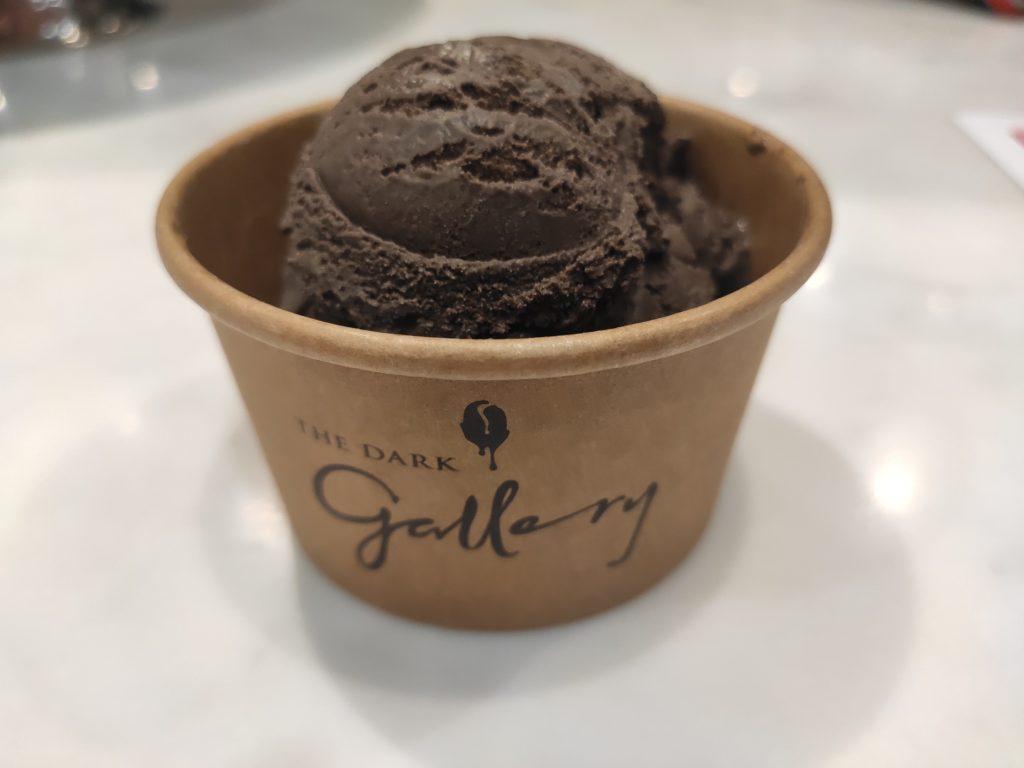 The Dark Gallery: Sur Del Lago 88 Dark Chocolate