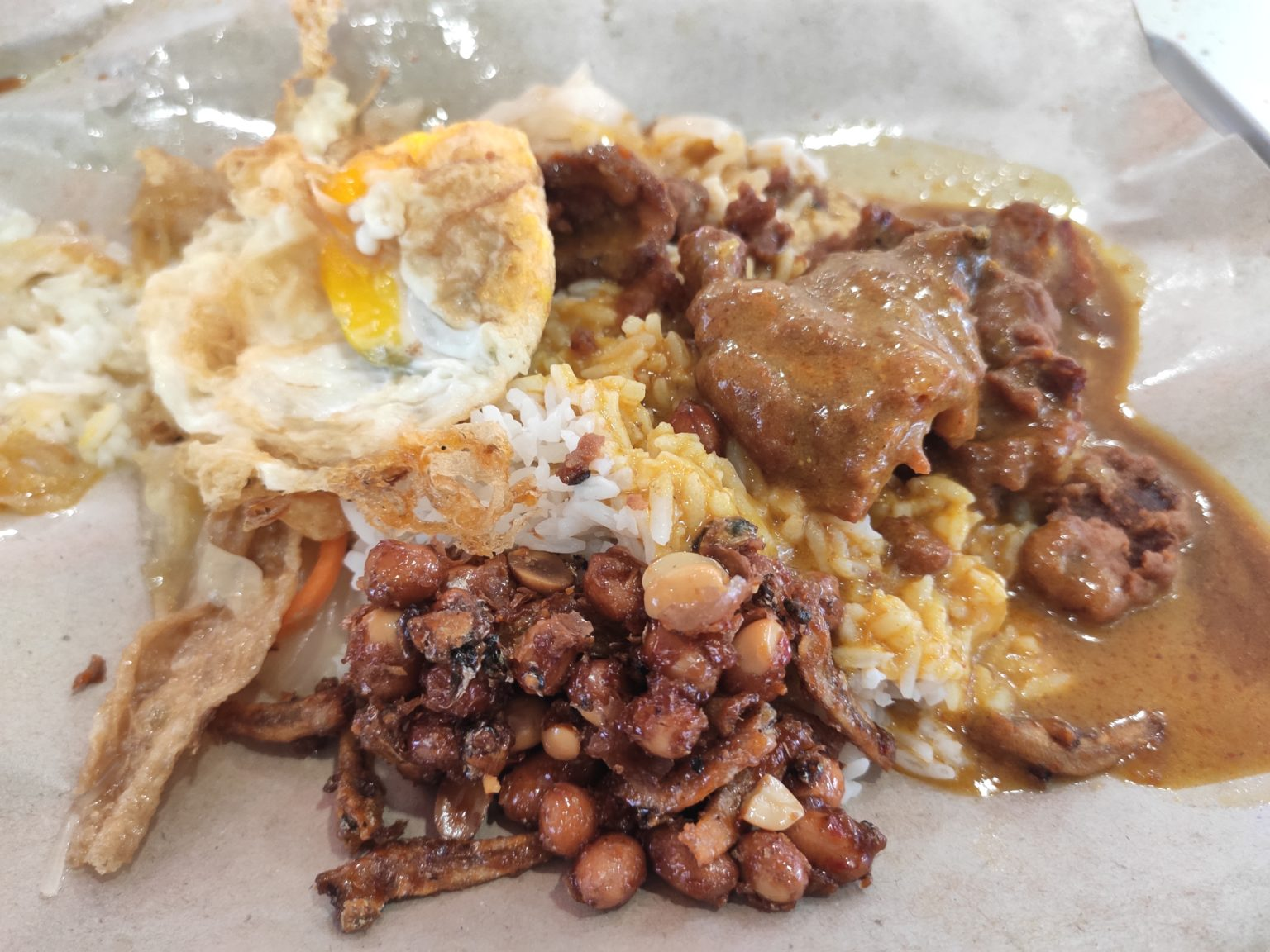 Review: Tiong Bahru Hainanese Curry Rice (Singapore)