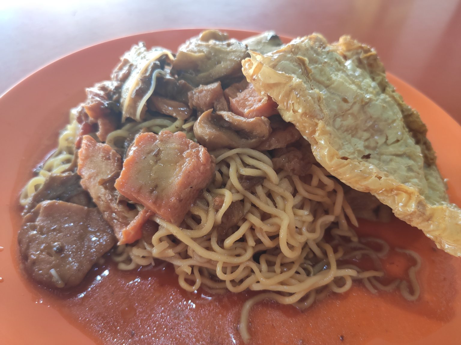 Review: Vegetarian Delight (Singapore)