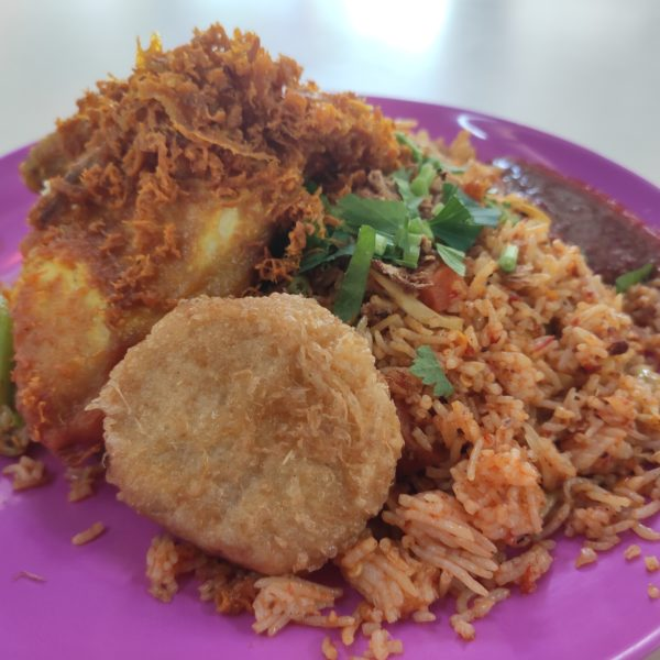 Review: Warung OMC Oh My Chicken (Singapore)