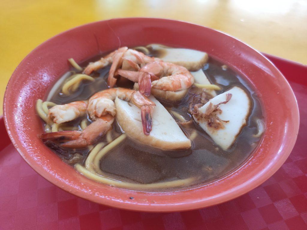 Wei Yi Laksa & Prawn Noodle: Prawn Noodle