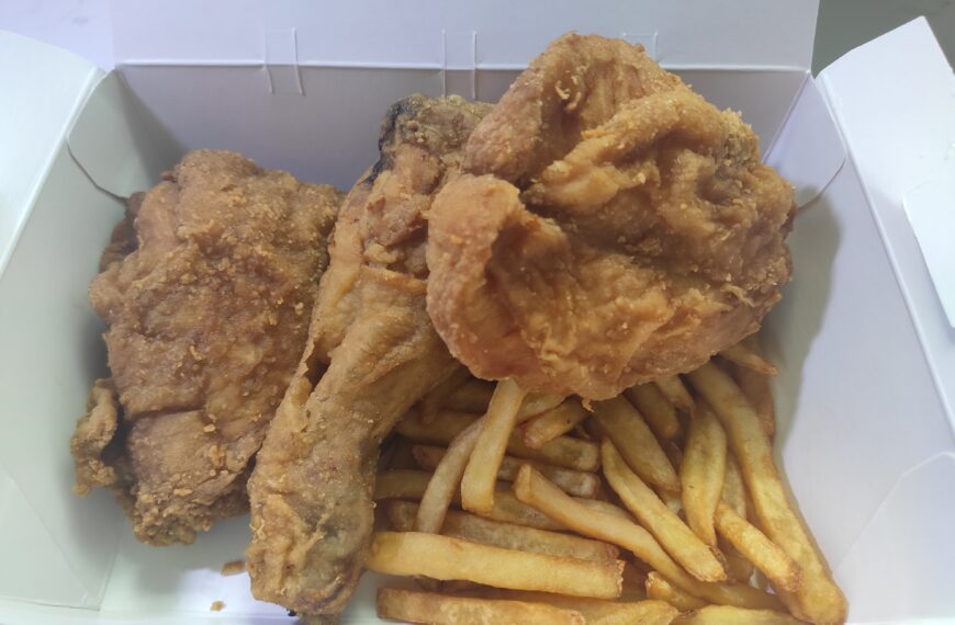 Review: Winner's Fried Chicken (Singapore)