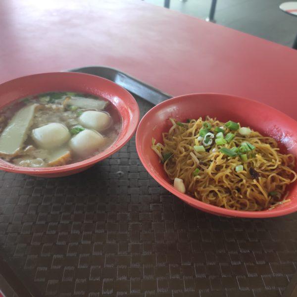 Review: Xi Di Fishball Noodles (Singapore)