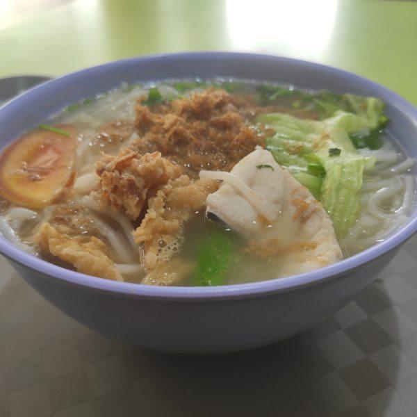 Review: Xu Sheng Famous Fried Fish Soup (Singapore)