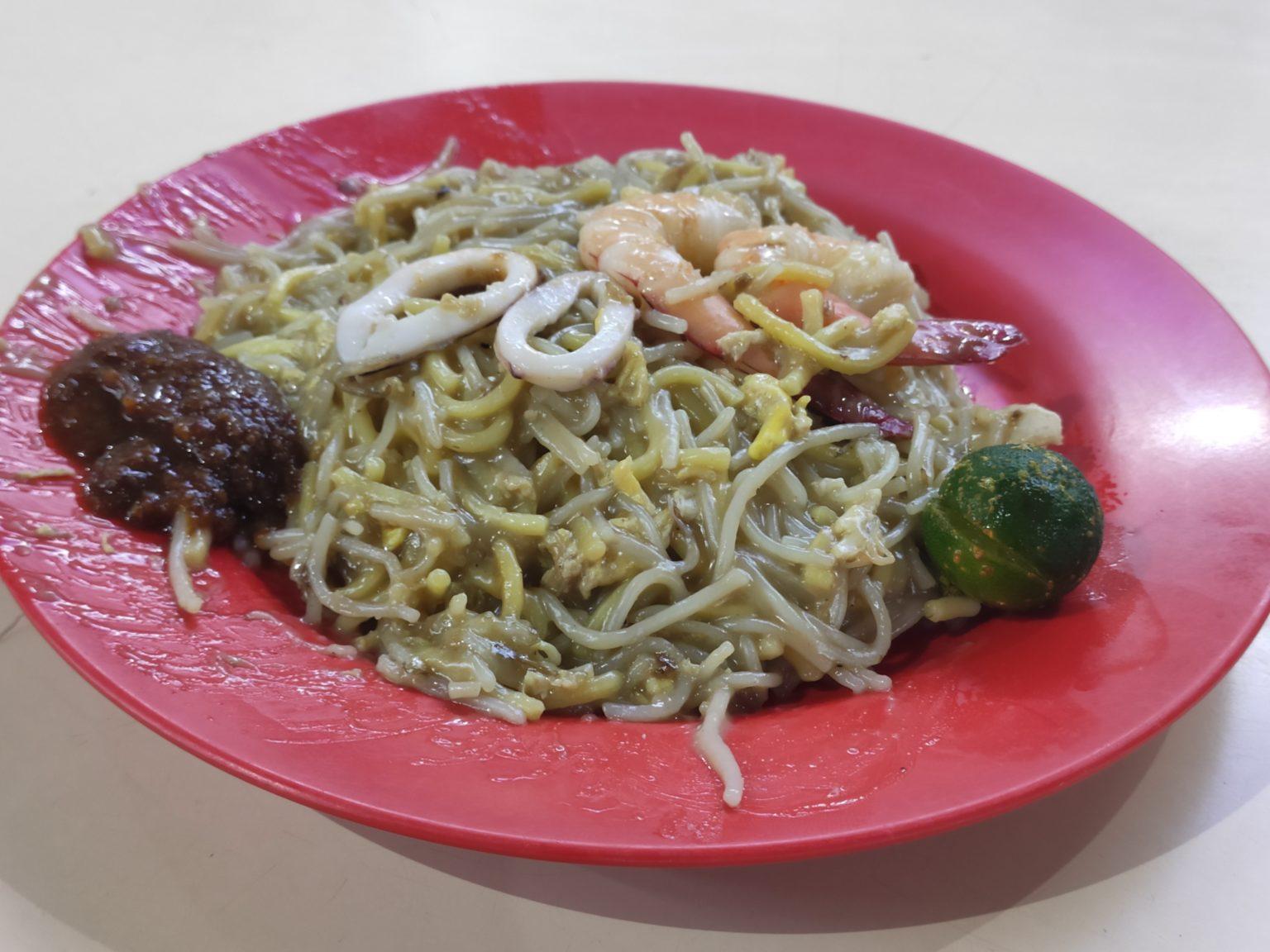 Review: Yong Heng Fried Hokkien Prawn Mee (Singapore)