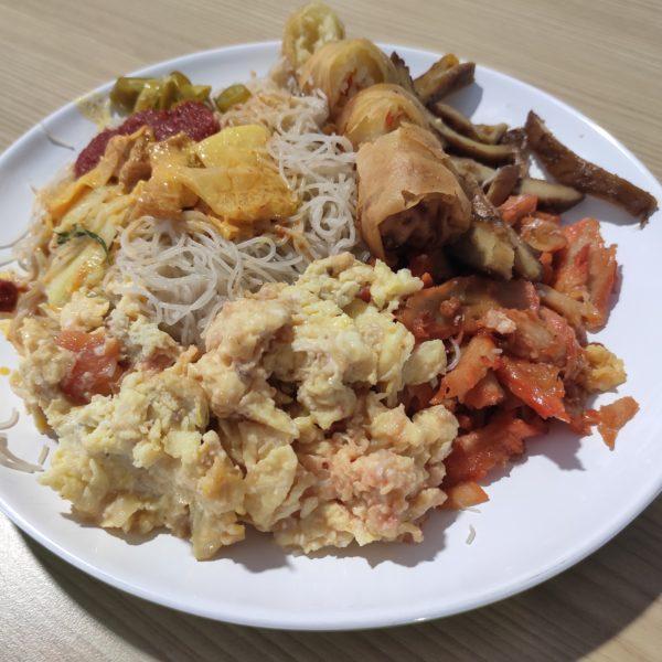 Review: Yum Yum Yummy Vegetarian (Singapore)