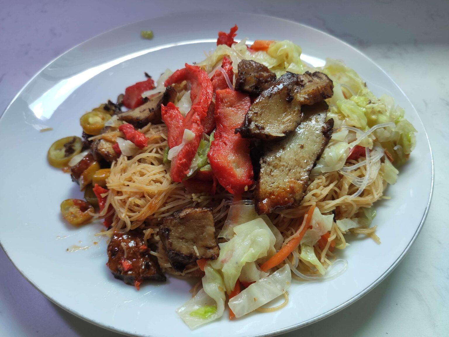 Review: Mei Jing Vegetarian Food (Singapore)