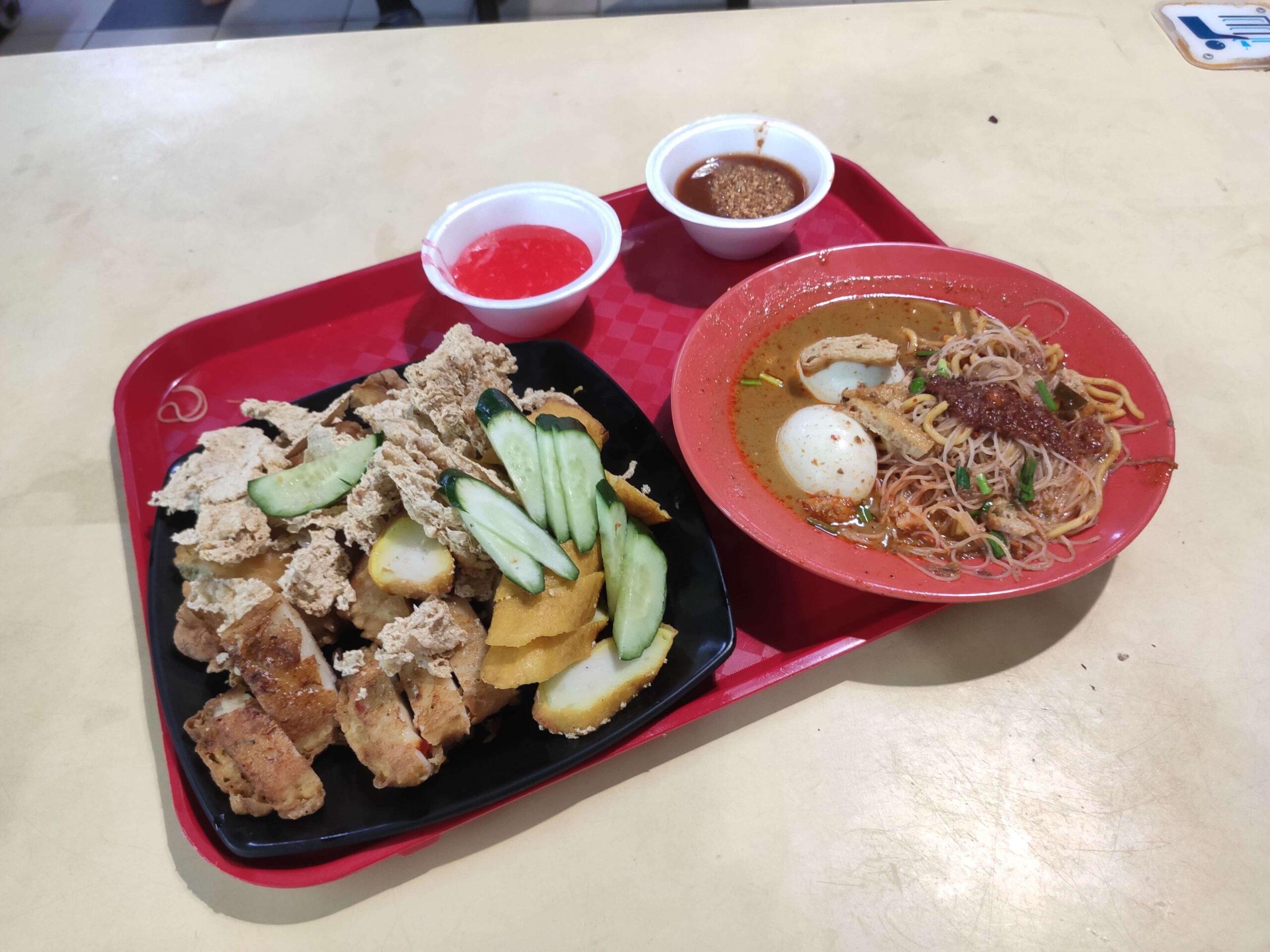 Grandma Mee Siam: Ngo Hiang & Mee Siam