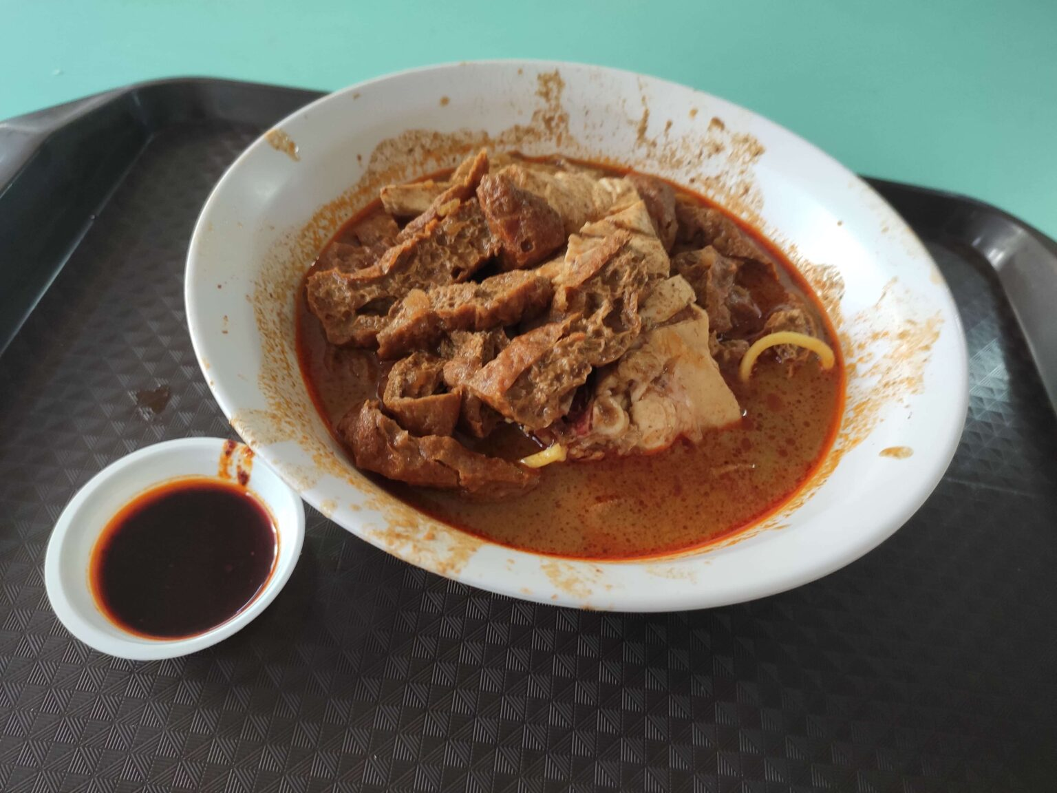 Review: Heng Kee Curry Chicken Bee Hoon Mee (Singapore)