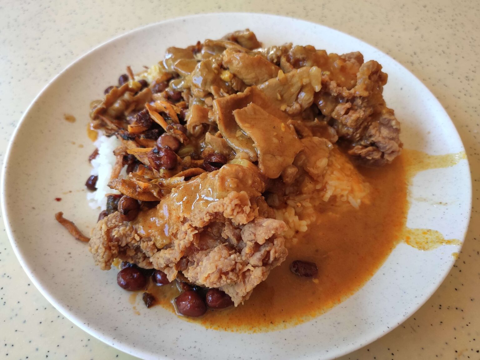 Review: Kheng Nam Lee Curry Rice (Singapore)