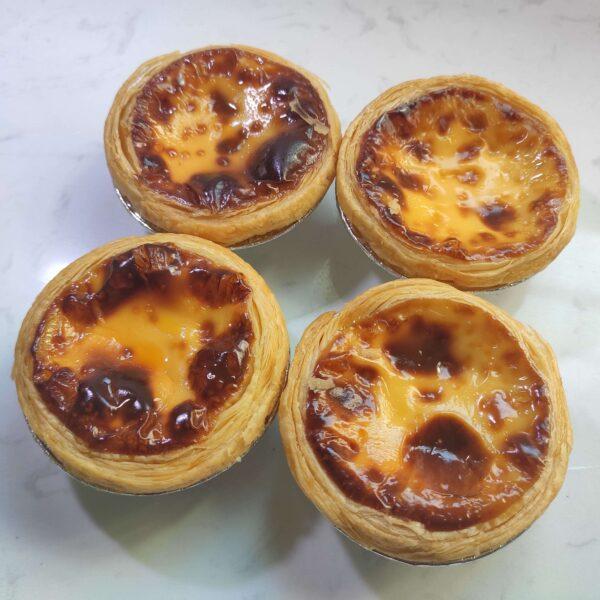 Review: Qinde Egg Tarts (Singapore)