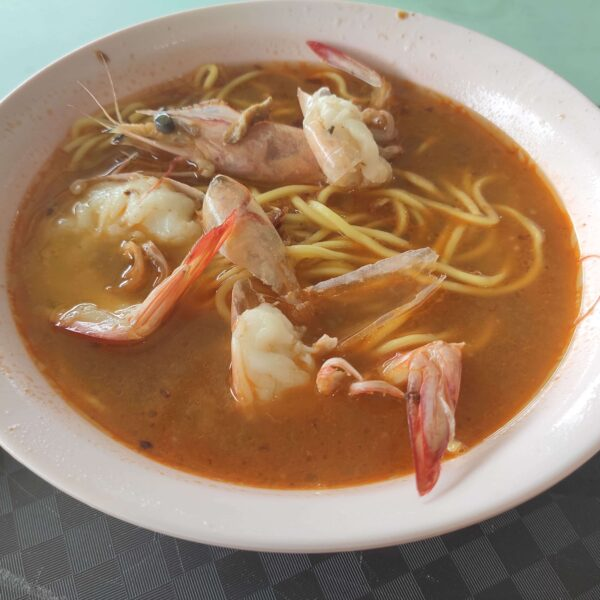 Review: Whitley Rd Big Prawn Noodle (Singapore)